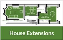Terraced House Extensions - 223 x 141