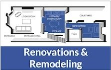 Renovations & Remodeling Home Page Thumbnail