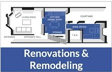 Terraced House Reconfiguration - 223 x 141