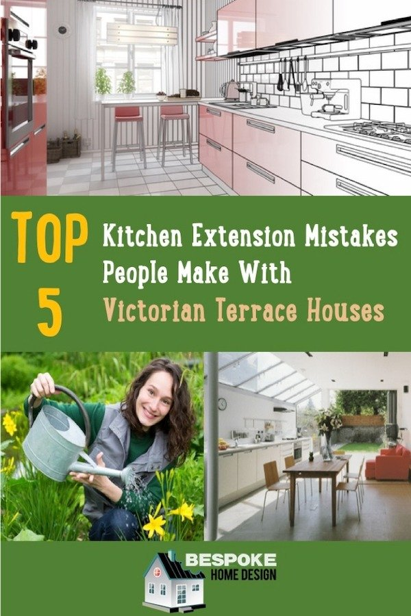 Victorian Terrace Extension Mistakes