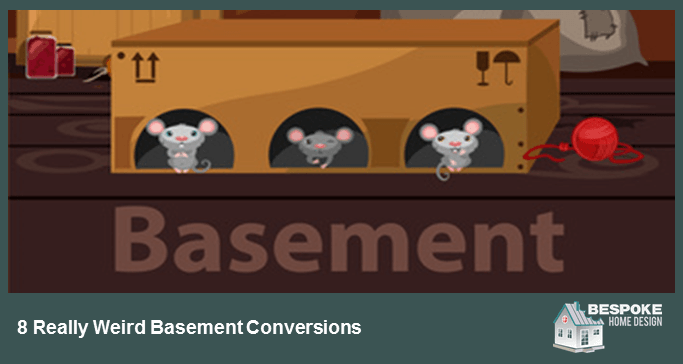 8 Bizarre British Basement Ideas