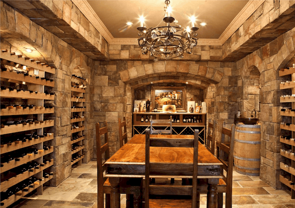 Basement Ideas Wine Cellar