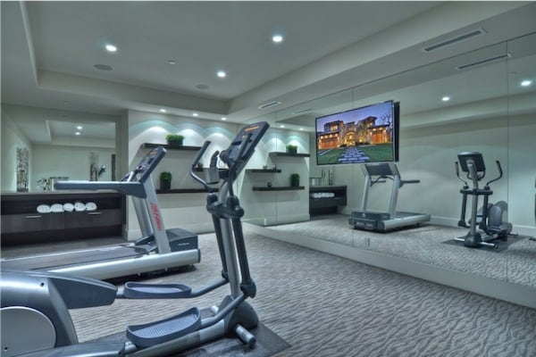 Basement Ideas Gym Room