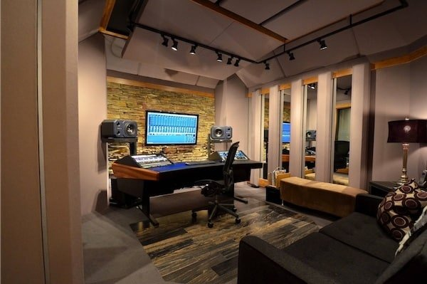 Basement Ideas Recording Studio